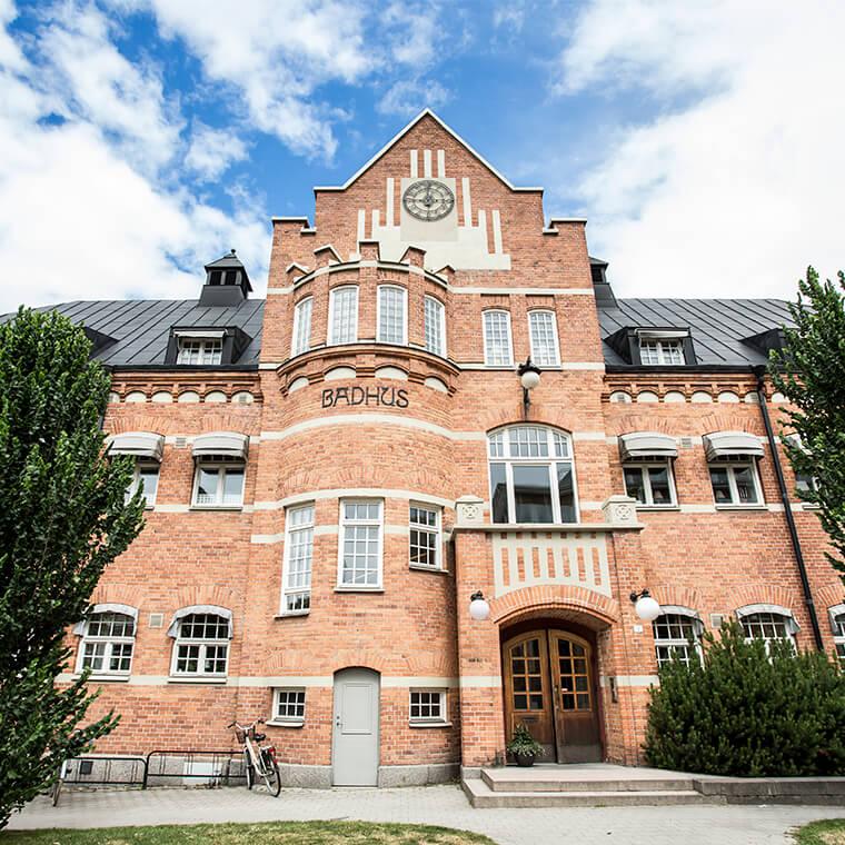 Varmbadhuset förvaltas av Vänerförvaltning