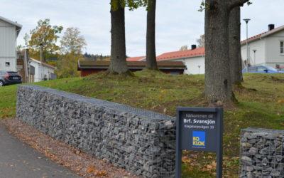 Brf BoKlok Svansjön i Skultorp / Webbhero